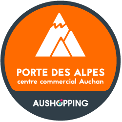 Centre Commercial Aushopping PORTE DES ALPES